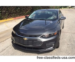 2016 Chevrolet Malibu (ALSO LEASING)