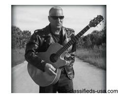 JERRY CHIAPPETTA, JR., Solo Guitarist & Singer (Classic Rock)