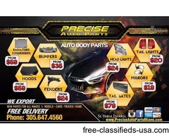 All Type of Auto Body Parts New