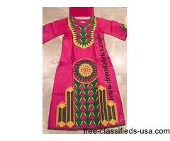 Elegant African dresses