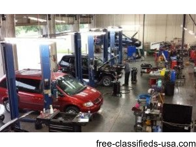 We Are The Eminent Auto Repair Shop In Lincoln Auto Parts