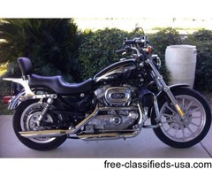 2003 Harley Davidson Sportster 883 Low, Anniversary Edition