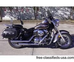 2001 Kawasaki Vulcan 1500 Classic Lt for sale