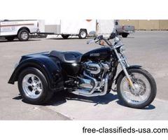2009 Harley-Davidson Trike XL1200L