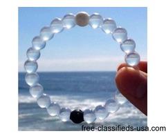 Lokai Transparent Limited Edition Bracelet - Find Your Balance