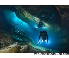 Enjoy Cave Diving in Florida