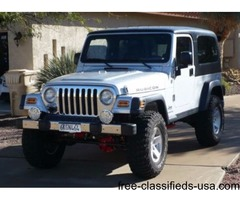 2006 Jeep Wrangler LJ