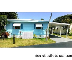 Mobile Home for SALE!