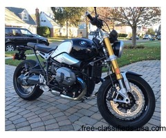 2014 BMW R Nine T All Original One Owner