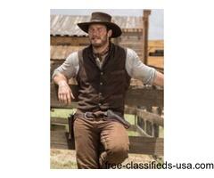 Josh Farraday Chris Pratt Vest