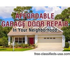 Garage Door Repair and Opener in New York