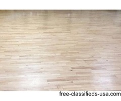 "Wood Flooring - 3/4"" x 5"" x 6,000 sqft."