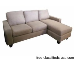 Sofa Chaise Delivery Available
