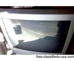 32' Sanyo Color Tv (Or Best Offer) - $45 (Floyd County)