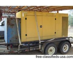 125 KW Olympian Cat Generator