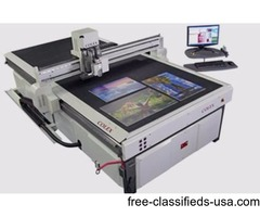 Colex sharpcut digital flatbed cutter