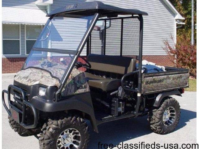 2008 Kawasaki Mule 3010 4x4 Camo $1700 - Other Vehicles Ads - Baton