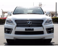 Lexus Lx570s 2015 GCC  for sale
