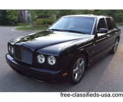 2007 Bentley Arnage T MULLINER LEVEL II