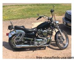 1998 1200 custom harley