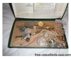 $1 Rolex, jewelry lot