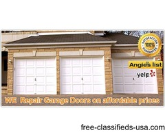 Garage Door Repair Services in Nassau and Suffolk