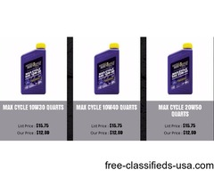 Synthetic lube oil for making your vehicle perform the best