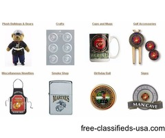 Reliable Marine Corps Gifts Online
