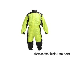 Motorcycle Rain Suit and Racing Suits