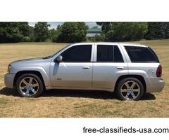 2008 Chevrolet Trailblazer 3SS