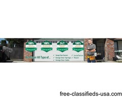 Garage Door Company in westchester