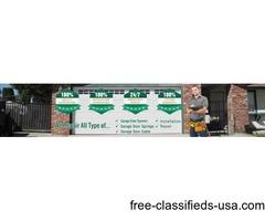 Garage Door Company in westchester