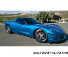 2008 Chevrolet Corvette 6-SPD - Z51