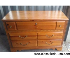 Solid Dresser Antique