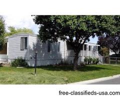 Home in Beautiful, Quiet Senior 55+ Community