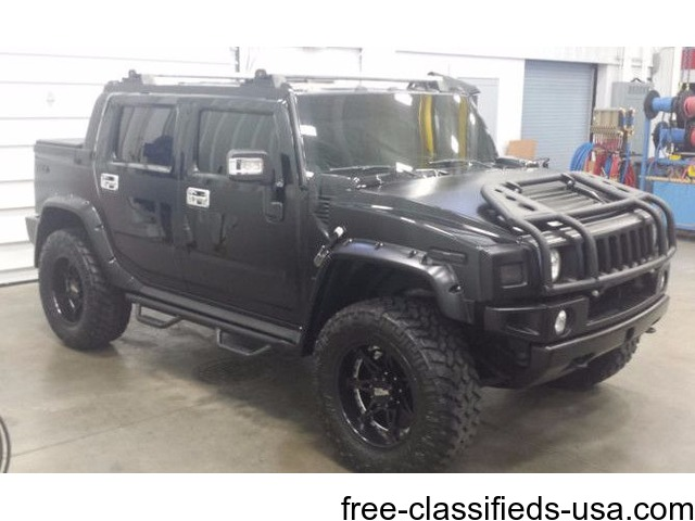 2008 Hummer H2 SUT | free-classifieds-usa.com