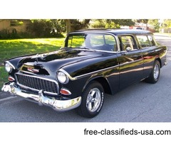 1955 Chevrolet Nomad Bel Air