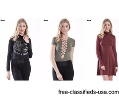 Find Latest Women's Apparel & Clothing for Sale