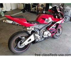 05 HONDA CBR600RR