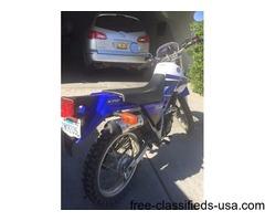 1999 Yamaha x225