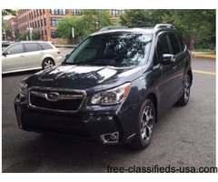 2014 Subaru Forester Touring