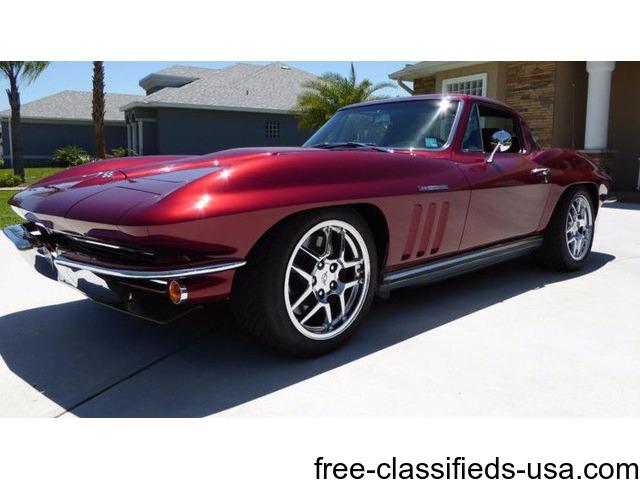 1965 Chevrolet Corvette - Cars - Kaw City - Oklahoma