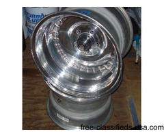 Polished Centerline Wheels for Sale