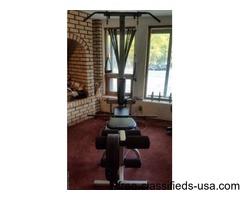Bow Flex Total Gym $200 | free-classifieds-usa.com