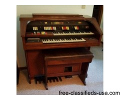 Hammond fun folio organ