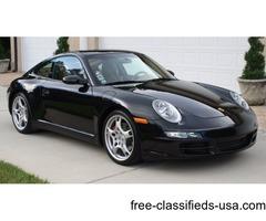 2006 Porsche 911 Carrera C4S