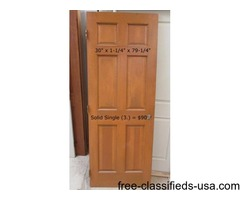 Doors FOR CHEAP *50% off!*