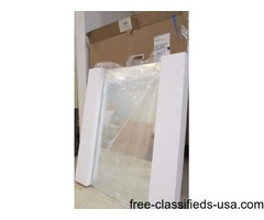 Frosted Border Frameless Rectangle Mirror *50% off!*
