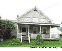 Single Family Home Offered