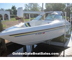 1998, 24' VIP VINDICATOR 2440 BOW RIDER